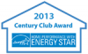 2013 century club award from energy star
