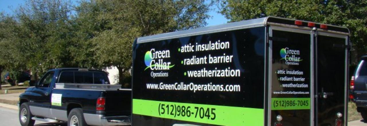 Contact, Green Collar Operations, Austin, TX