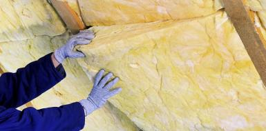 Attic Insulation, Green Collar Operations, Austin, TX